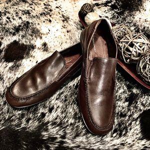 Rockport Cape Noble Leather Slip On Loafer